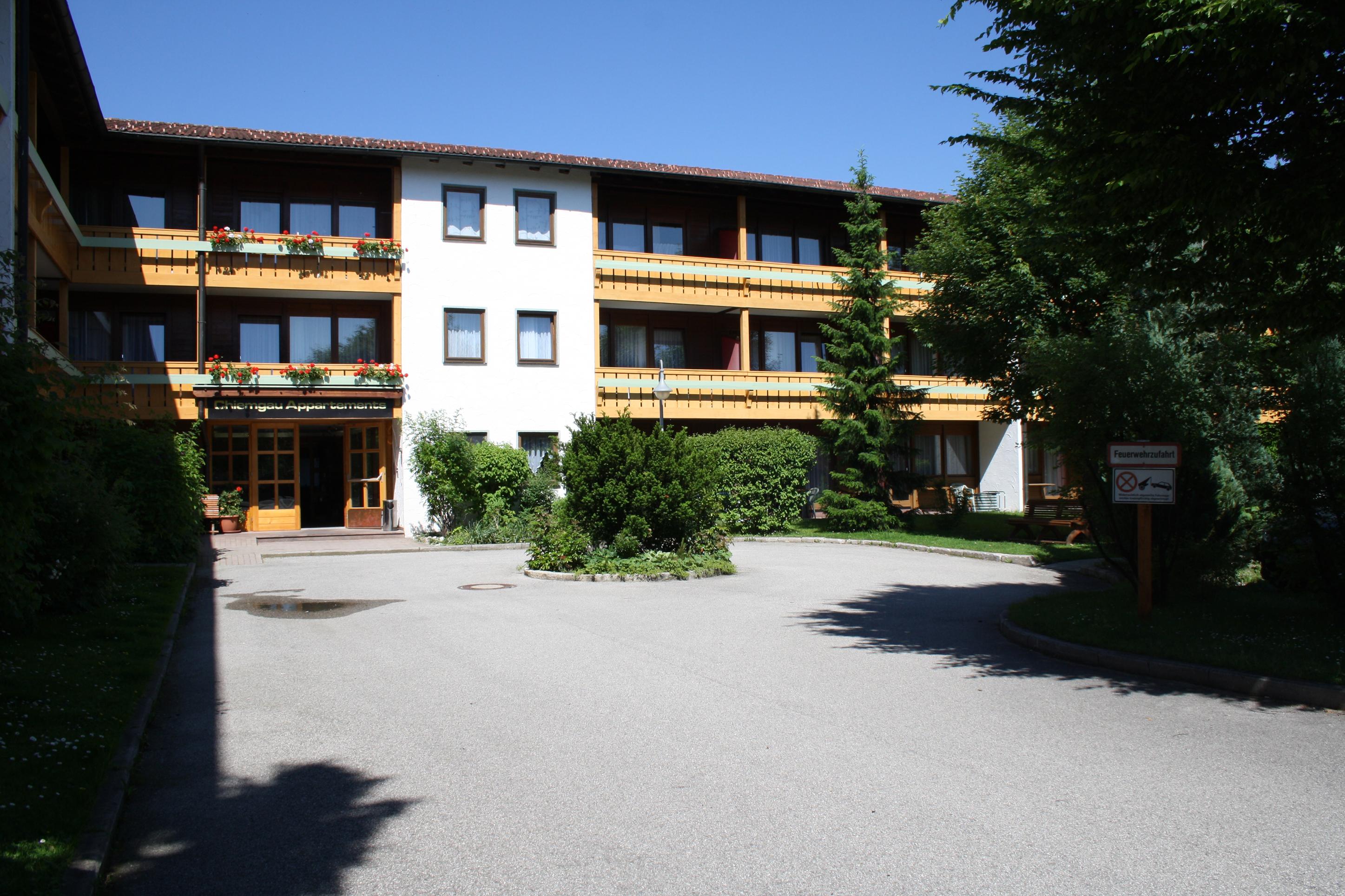 haus aussen – Chiemgau Appartements – Inzell